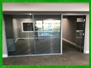 Double Glazed Acoustic Partitions Liverpool