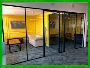 Single Glazed Acoustic Partitions Liverpool